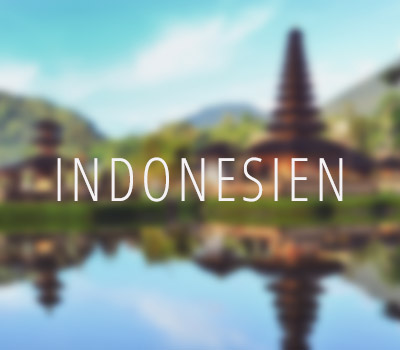 Inselparadies Indonesien